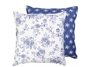 Povlak na polštář Rose Garden Blue - 50*50 cm