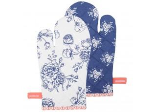 Chňapka  Rose Garden Blue -  16*28 cm