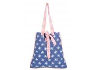 Látková taška Rose Garden Blue -   50*45/78 cm