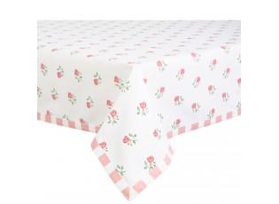 Ubrus na stůl Dots & Roses  - 100*100 cm