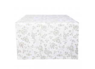 Běhoun na stůl Dots & Roses  -  50*140 cm