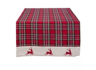 Běhoun na stůl Hello Deer  - 50*140 cm
