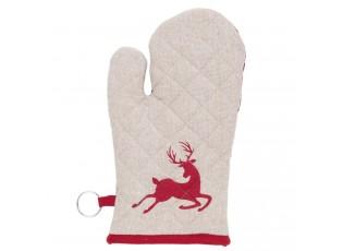 Chňapka Hello Deer  - 16*30 cm