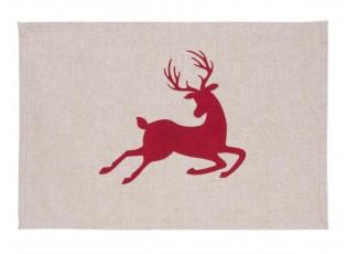 Prostírání Hello Deer  - 48*33 cm - sada 6ks