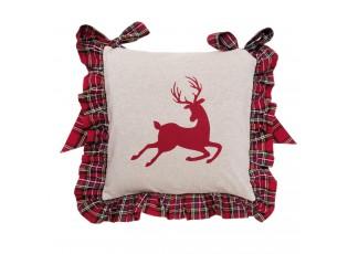 Sedák s kanýrem Hello Deer  - 40*40 cm