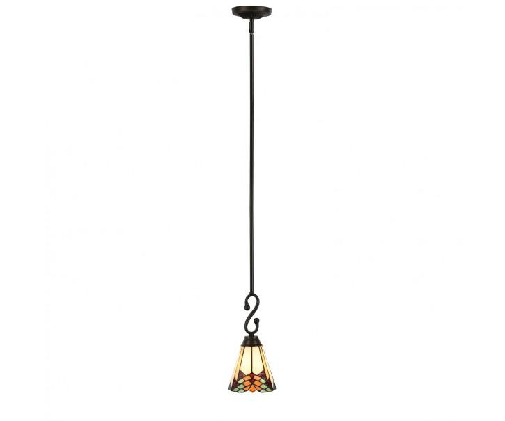 Stropní světlo Tiffany  Montaq -   Ø 15*119 cm
