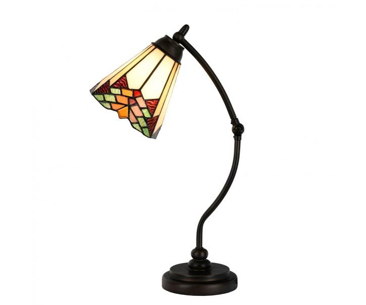Stolní lampa Tiffany  Montaq -   Ø 26*50 cm