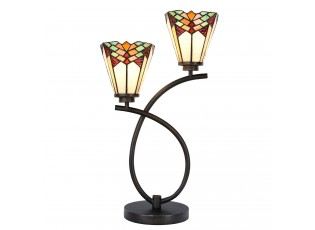 Stolní lampa Tiffany  Montaq