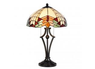Stolní lampa Tiffany  Montaq -  Ø 40 cm