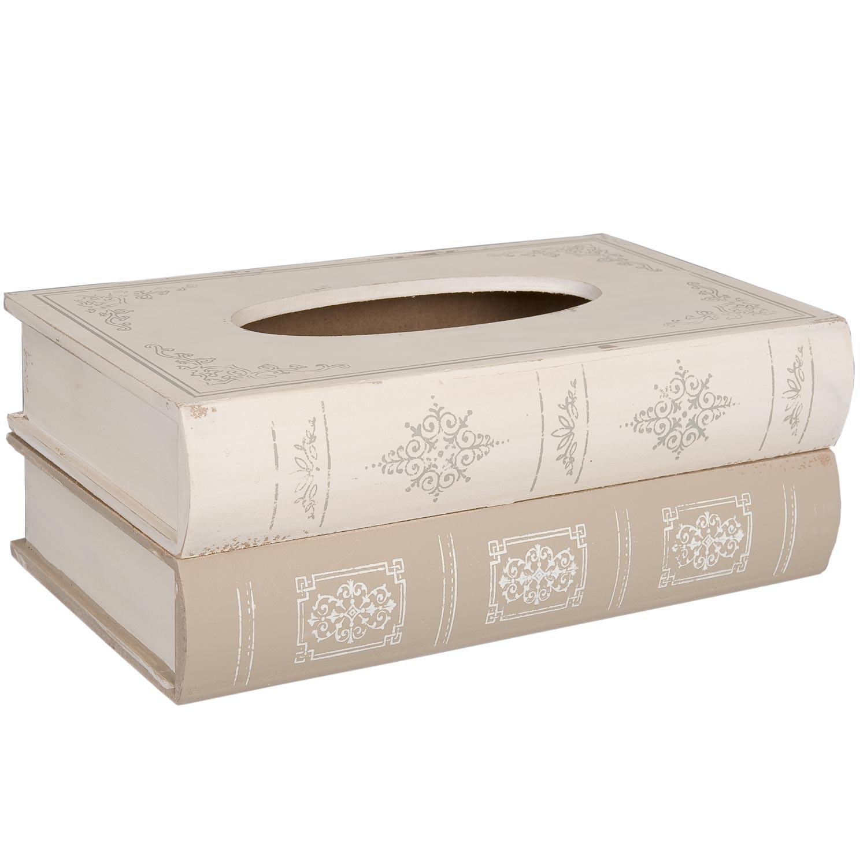 d28e06476 Box na papírové kapesníčky kniha - 27*16*10 cm - LaHome.cz