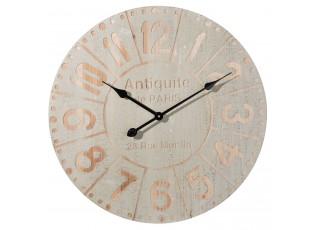 Hodiny Antiquite de Paris - Ø 60*5 cm