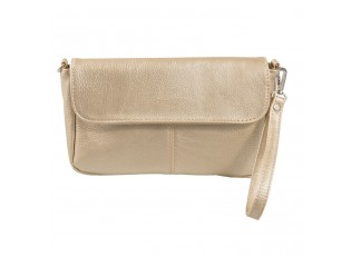 Zlatá kabelka Celie - 15*24 cm