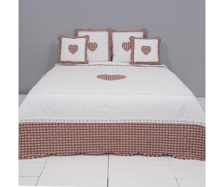 Přehoz na jednolůžkové postele Quilt 180 - 140*220 cm