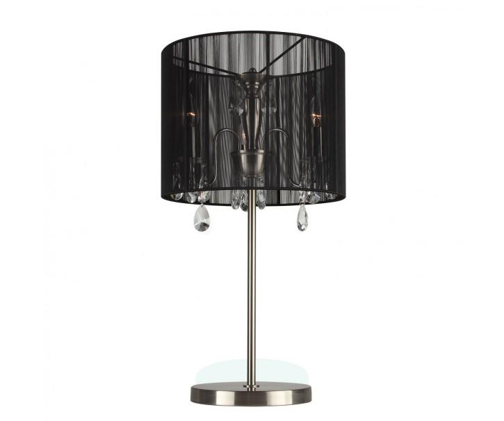 Stolní lampa Merel Black-  Ø35 *65 cm