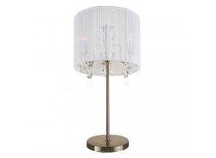 Stolní lampa Merel White -  Ø35 *65 cm