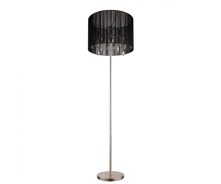 Stojací lampa Merel Black -  Ø50*170 cm