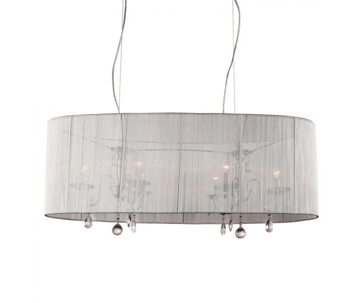Závěsné světlo Merel Grey - 100*46*34cm