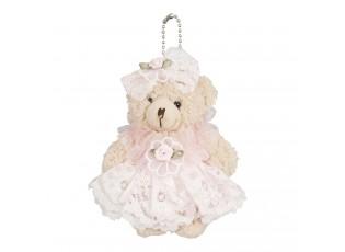 Přívěsek na klíče medvídek - 11 cm