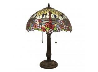 Stolní lampa Tiffany Dragons  - Ø 42*60 cm