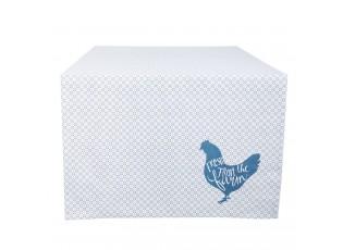 Běhoun na stůl Chicken Festival - 50*140 cm