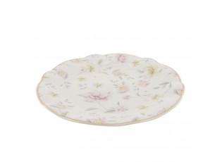 Dezertní talíř Tea Wild Flower -  Ø 19*2 cm
