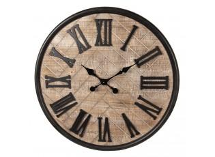 Nástěnné hodiny - Ø 76*5 cm