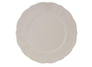 Mělký talíř Heart - Ø 26 cm