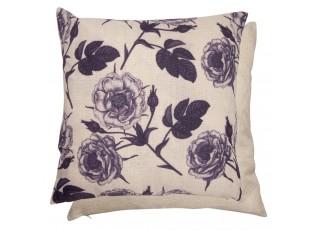 Povlak na polštář Rose Violet - 45*45 cm