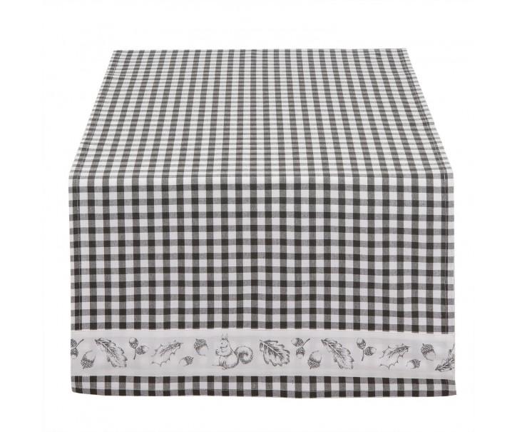 Běhoun na stůl Little Fall Things - 50*140 cm