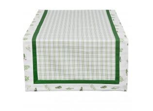 Běhoun na stůl Rosemary and Thyme - 50*140 cm
