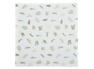 Textilní ubrousky Rosemary and Thyme - 40*40 cm - sada 6ks