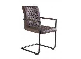 Židle/křeslo Bradley - 52*63*88 cm