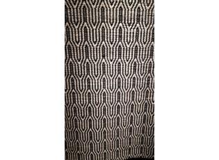 Černobílý koberec Monica Ivory - 160*230 cm