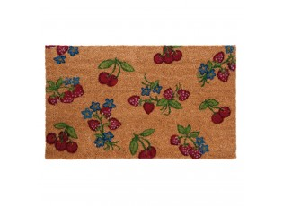 Kokosová rohožka Strawberries And Cherries - 75*45*1 cm
