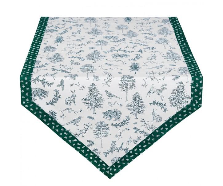 Běhoun na stůl Wild Forest - 50*160 cm
