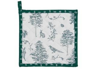 Chňapka - podložka Wild Forest - 20*20 cm