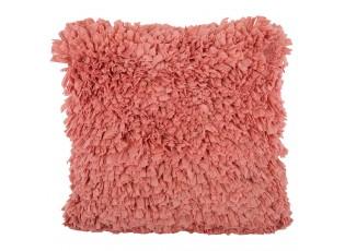 Světle růžový polštář s výplní Kaya - 45*45cm