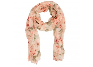 Šátek Lovely rose - 90*180 cm