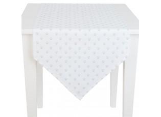 Běhoun na stůl Cross stitched pattern - 50*160 cm