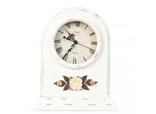 Stolní dřevěné hodiny Paris - 27*9*34 cm