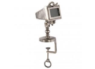 Industrial stolní lampička - 15*15*40 cm