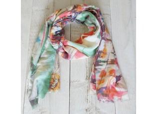 Barevný šátek - 90*180 cm