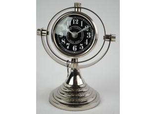 Stolní kovové hodiny - 19cm