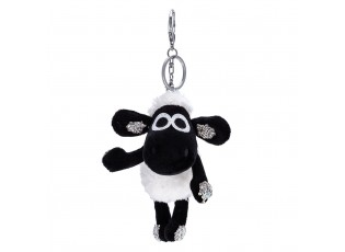 Přívěsek na klíče ovečka