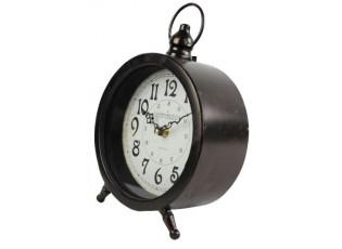 Stolní kovové hodiny - 17*8*25cm