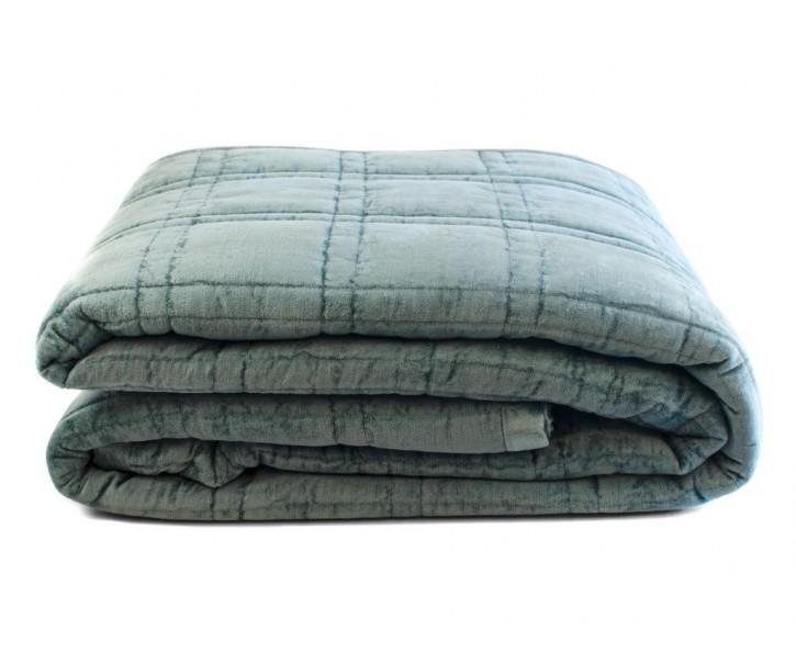 Sametový přehoz na postel - 240*240cm