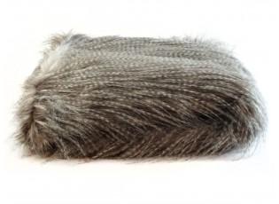 Pléd s dlouhým vlasem Longair - 130*170cm