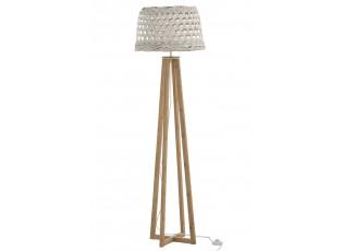 Bambusová stojací lampa Muna  - Ø40*147cm