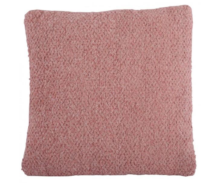 Světle růžový polštář s výplní Bernardo Salmon pink - 45*45cm