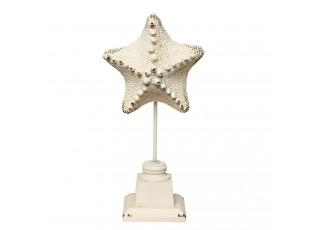 Dekorace mořská hvězdice - 15*9*32 cm